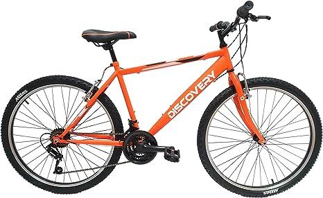 Discovery DP069 Caballero Bicicleta de Montaña, Hombre, Naranja ...