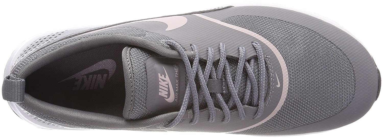 Thea Nike Air Max Mujer Negro Cantante Reino Unido VZMndvd