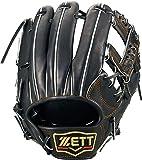 ZETT(ゼット) 硬式野球 プロステイタス グラブ (グローブ) セカンド・ショート用 右投げ用 日本製 BPROG660