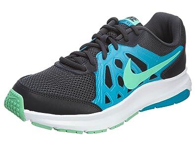 7bfb782a41358a Nike Dart 11 - Anthrct Grn GLW-Bl Lgn-White - 8.5