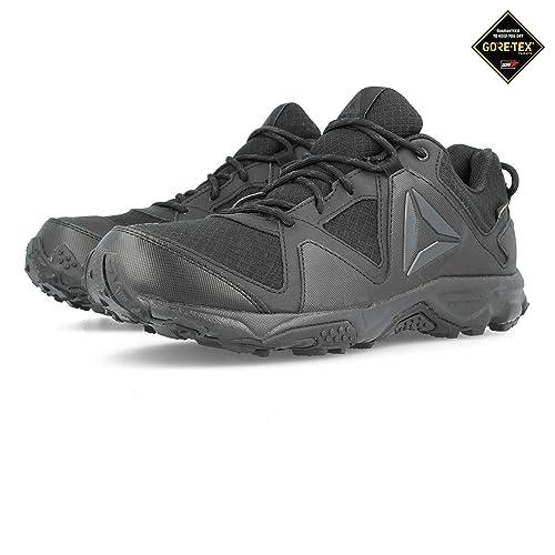 Reebok Franconia Ridge 3.0 GTX, Zapatillas de Senderismo para Mujer, Negro (Black/