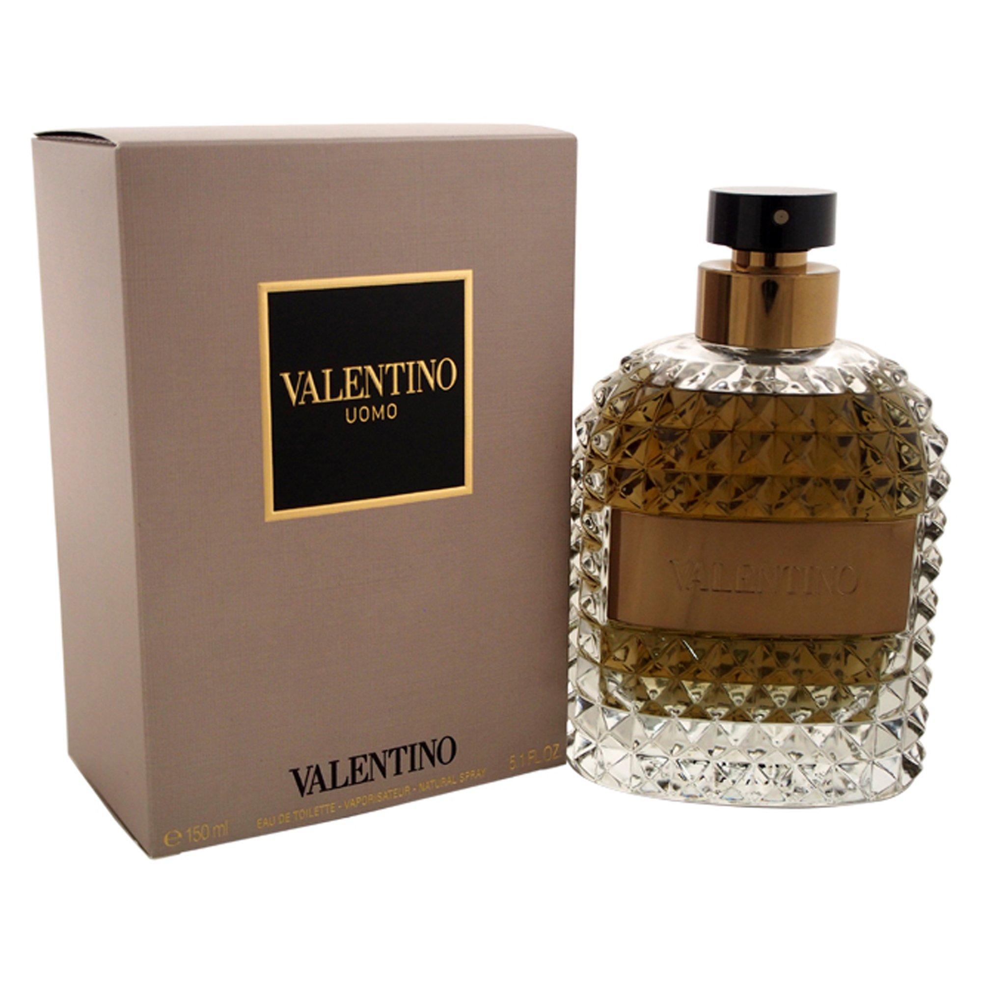 Valentino Uomo by Valentino for Men - 5.1 oz EDT Spray