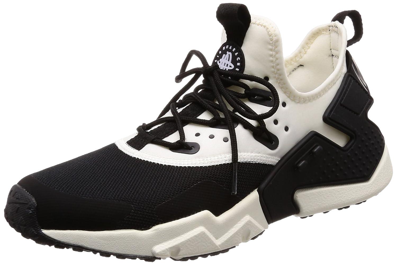 NIKE Air Huarache Drift Lifestyle Mens Sneakers B078XCH3QQ 12 M US|Black / Sail-white
