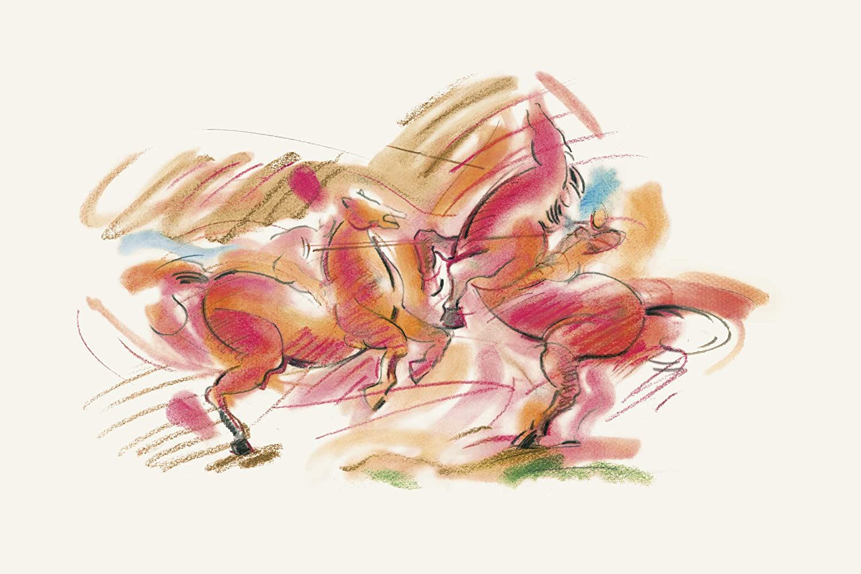 Faber Castell Set of 36 Polychromos Artists Pastels