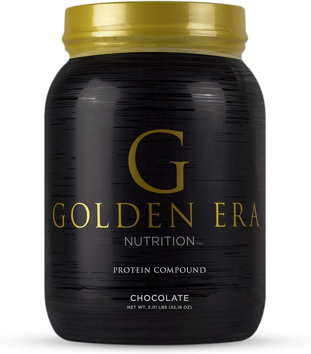 Golden Era Nutrition Whey Protein Compound Powder, Cookies and Cream Flavor, Gluten-Free, 2 Pounds