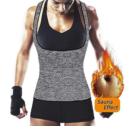 edd8995290 Amazon.com  ROMUCHE Women s Waist Trainer Vest