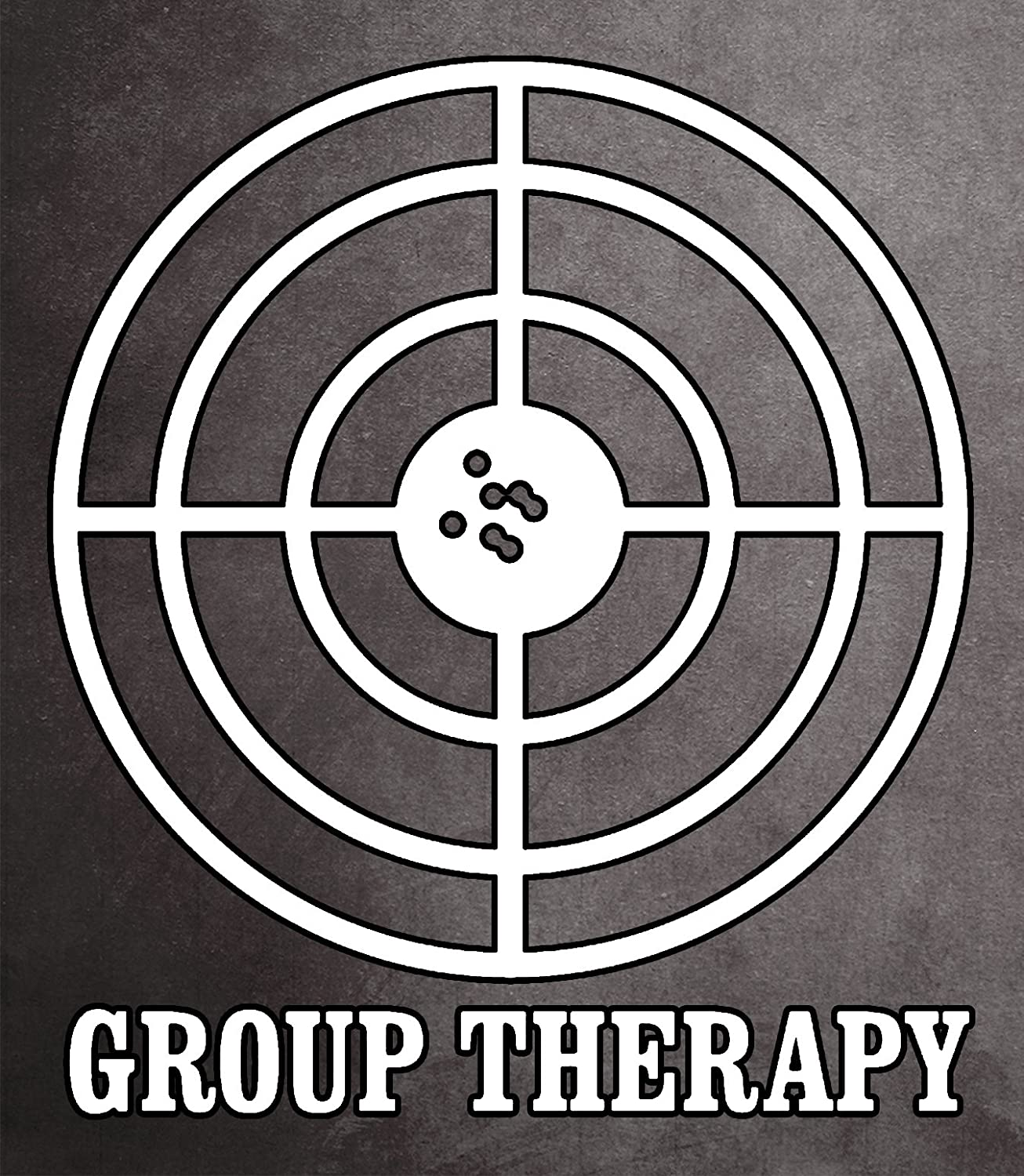 Group Therapy Full Color Auto Truck Window Decal