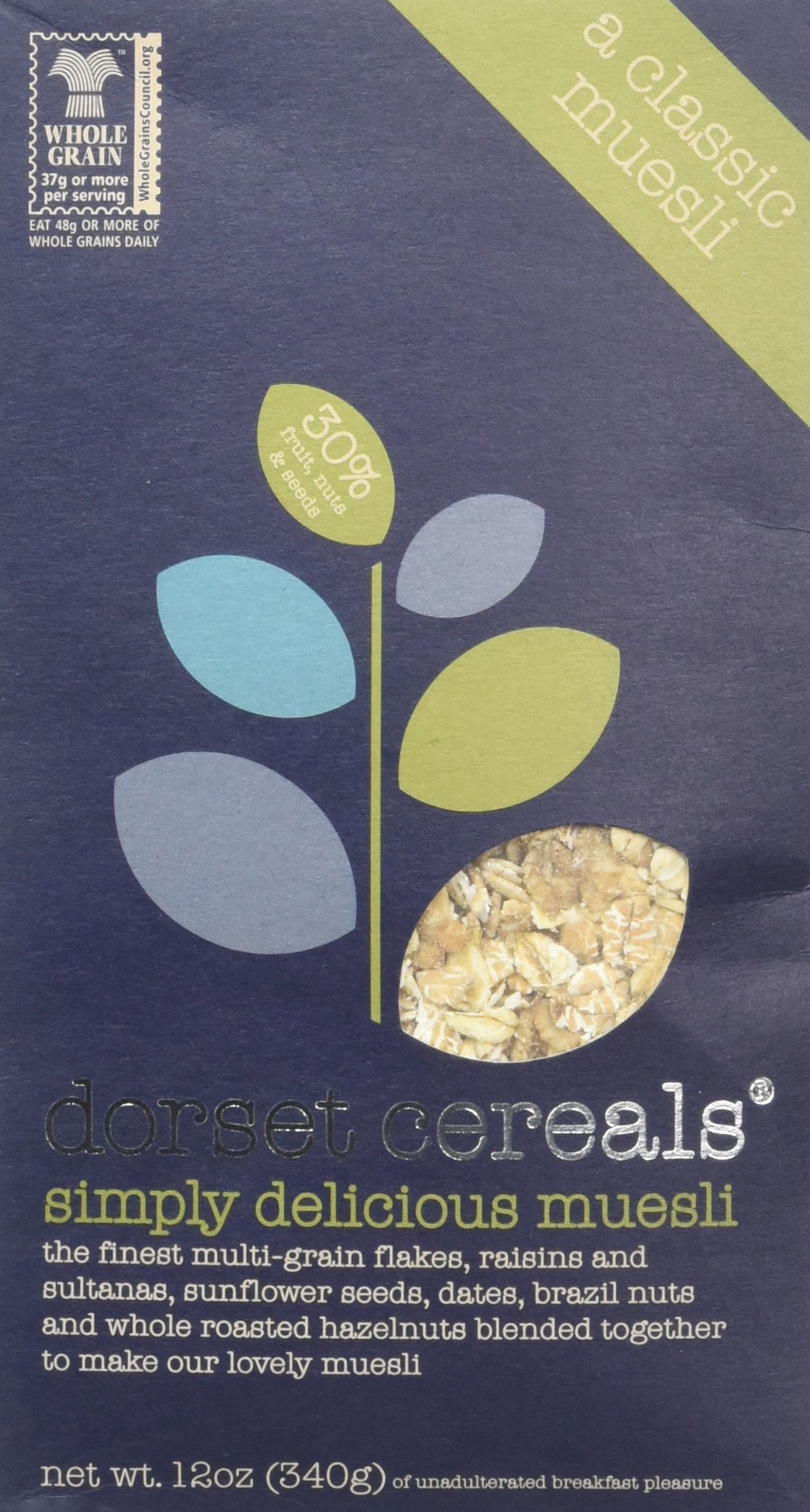 Dorset Cereal Simply Delicious Muesli Cereal, 12 oz