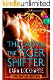 The Lady and the Tigershifter: Space Shifters Chronicles Christmas