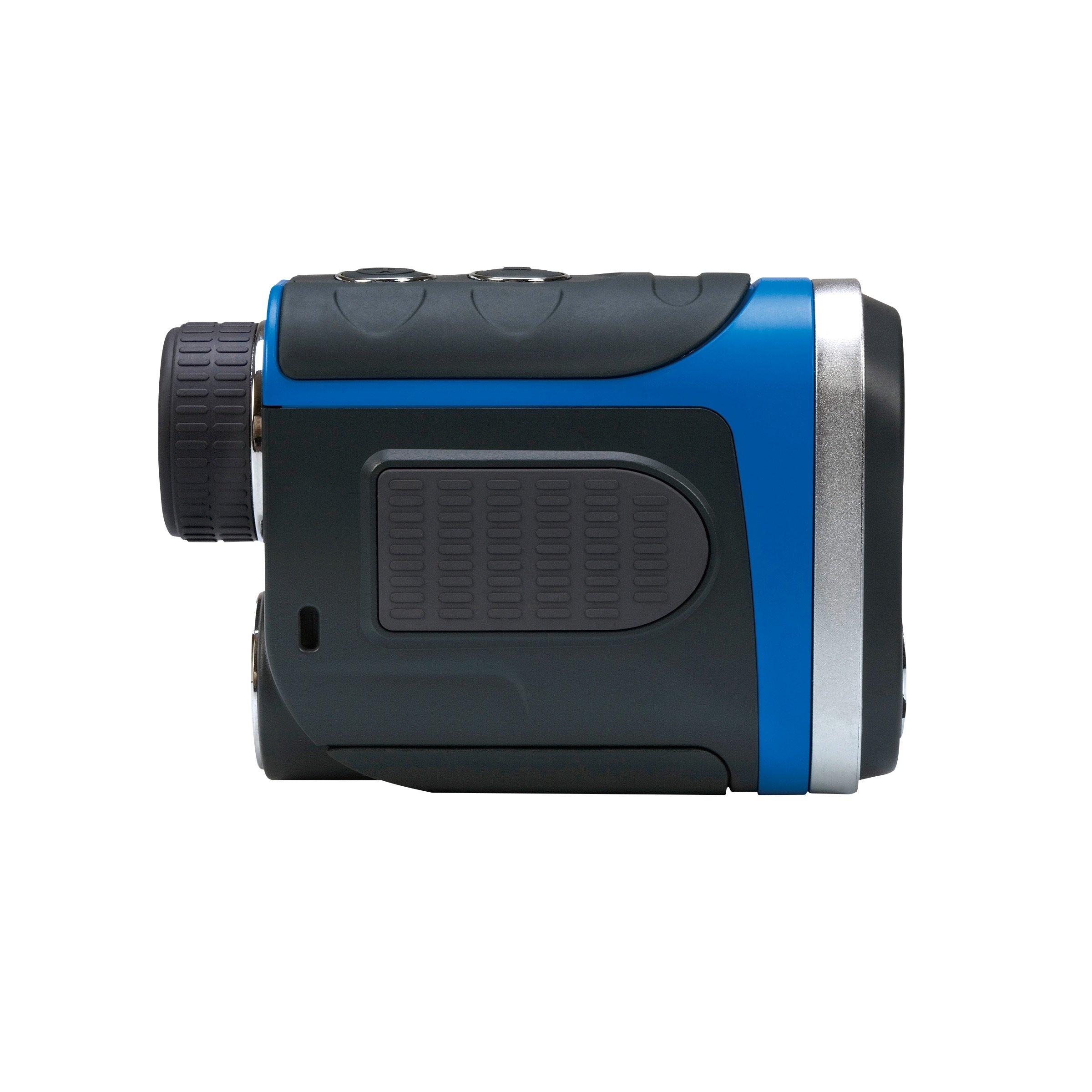 GolfBuddy LR5S Golf Laser Rangefinder with Slope, Dark Gray/Blue by GolfBuddy (Image #7)