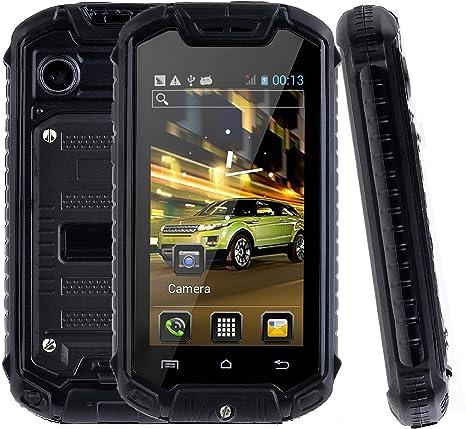 YINGJIE Z18 Mini abrió Smartphone Android 4.0.4 a Prueba de ...