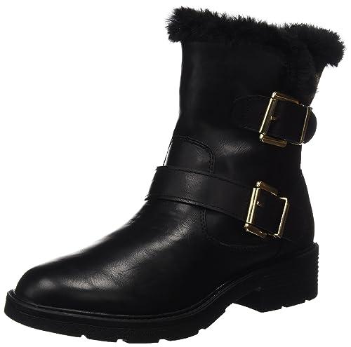 XTI 047530, Botines para Mujer, Negro (Black), 36 EU: Amazon.es: Zapatos y complementos