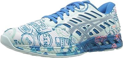 Para exponer Abrazadera Complacer  Amazon.com | ASICS Women's FUZEX NYC Running Shoe, New/York/City, 5 M US |  Road Running