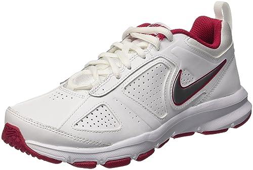 Nike T-Lite, Zapatillas de Deporte para Mujer, Blanco Rosa, 37.5 EU: Amazon.es: Zapatos y complementos