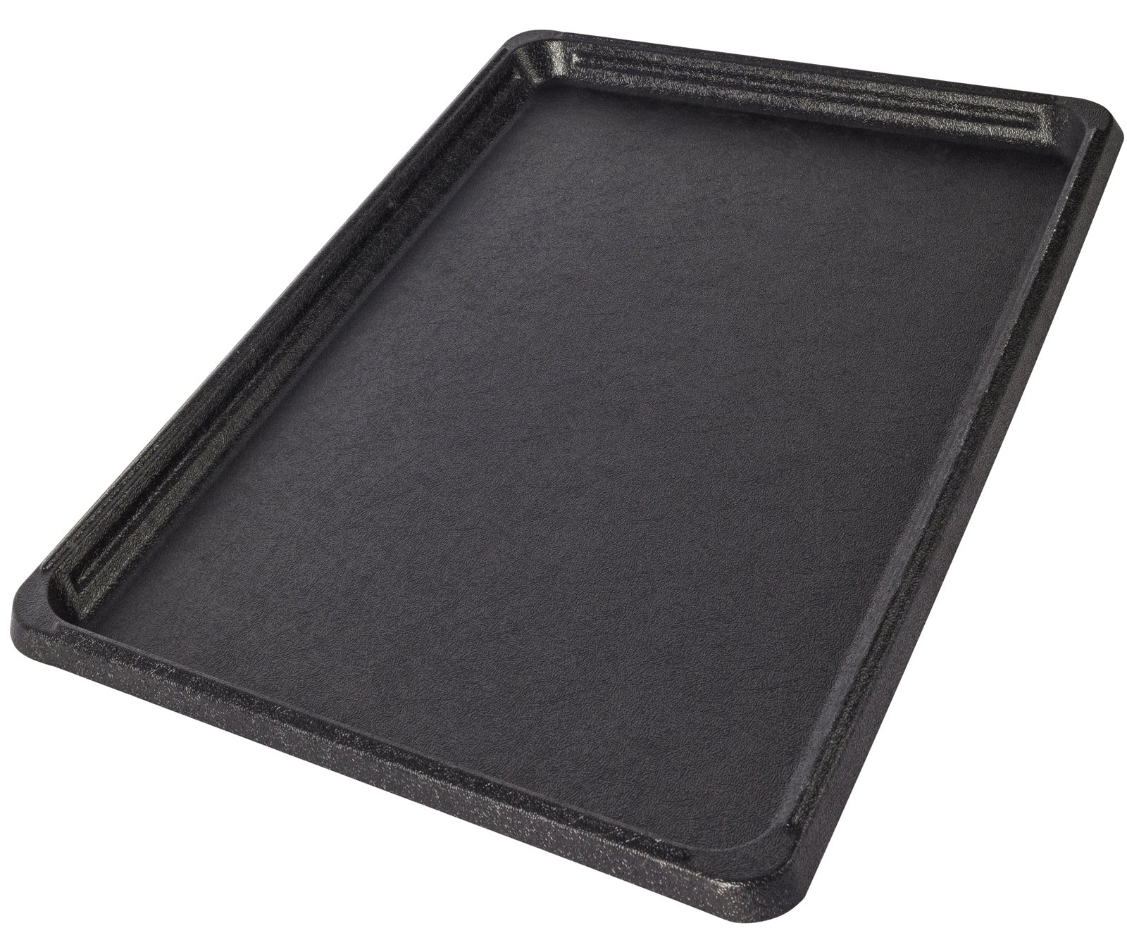 Replacement Tray for Dog Crate Pans - Medium 24 Inch Plastic Bottom Pan Floor Liners for Pet Cages Crates Kennels Dogs Cat Rabbit Ferret Critter Nation Folding Metal Wire Training Cage Liner Trays by Paws & Pals