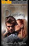 Destiny: A sensual fantasy romance (Cornerstone Deep Book 3)