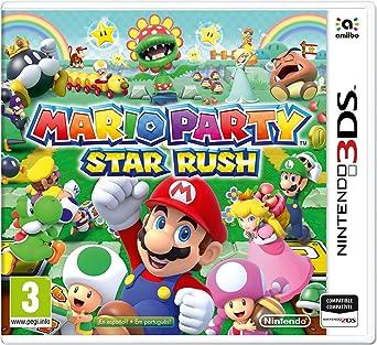 Mario Party Star Rush: Amazon.es: Videojuegos