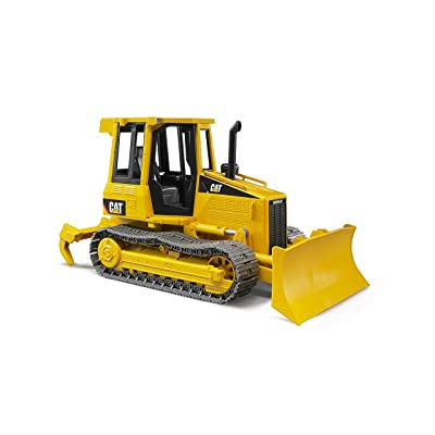 Bruder 02444 Cat Track-Type Tractor: Toys & Games