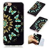 Creative Case for iPhone 5S,Transparent Soft Clear