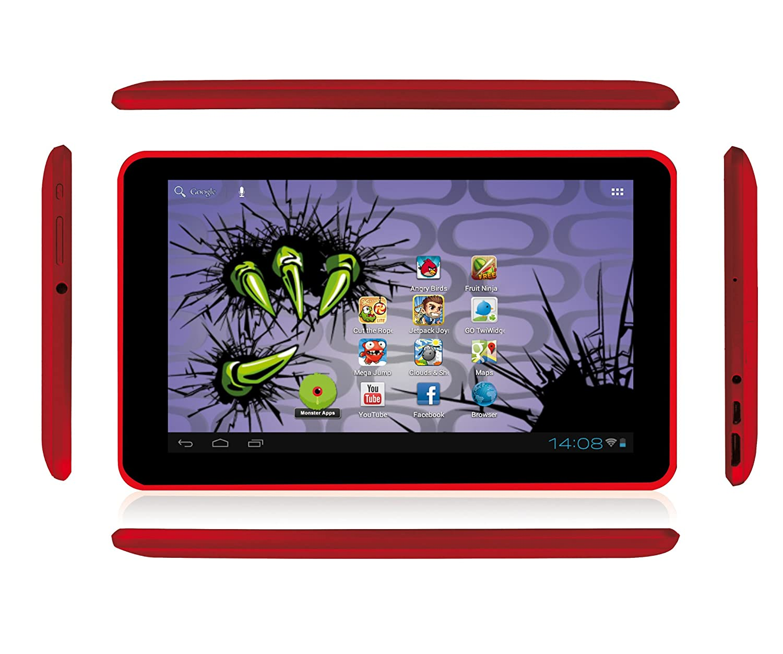 Easypix MonsterPad Red Ninja - Tablet (1,4 GHz, Rockchip ...