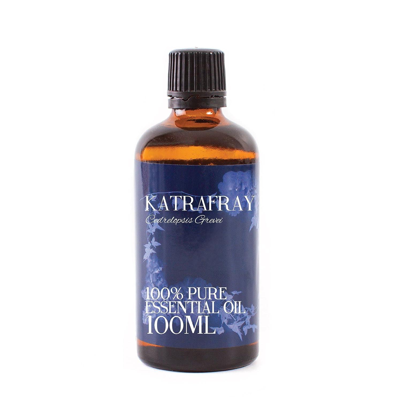 Mystic Moments Katrafay Ätherisches Öl - 100ml - 100% Pure EOKATR100