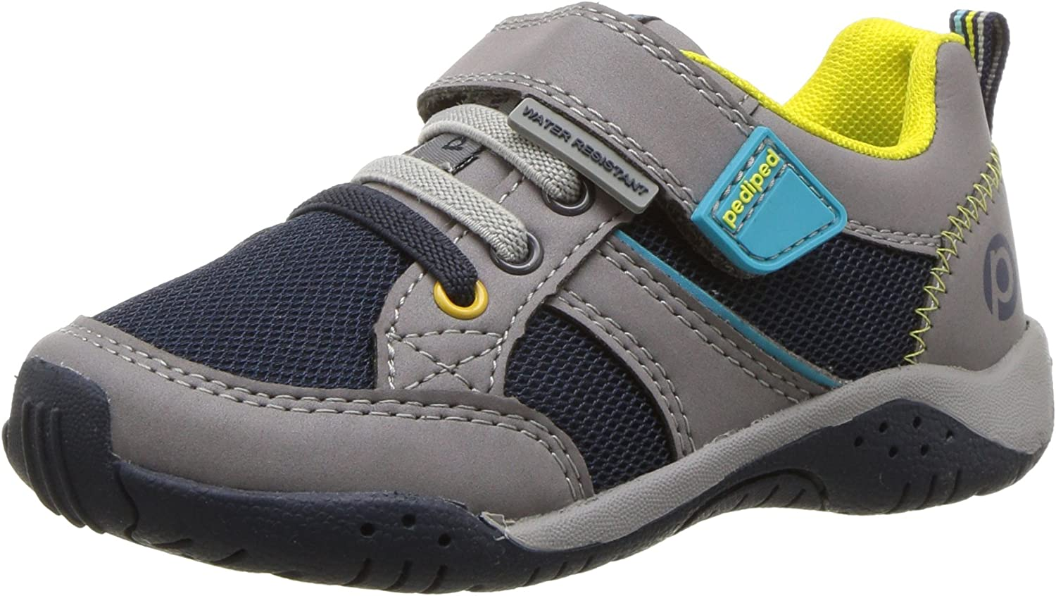 pediped Kids' Flex Justice Sneaker