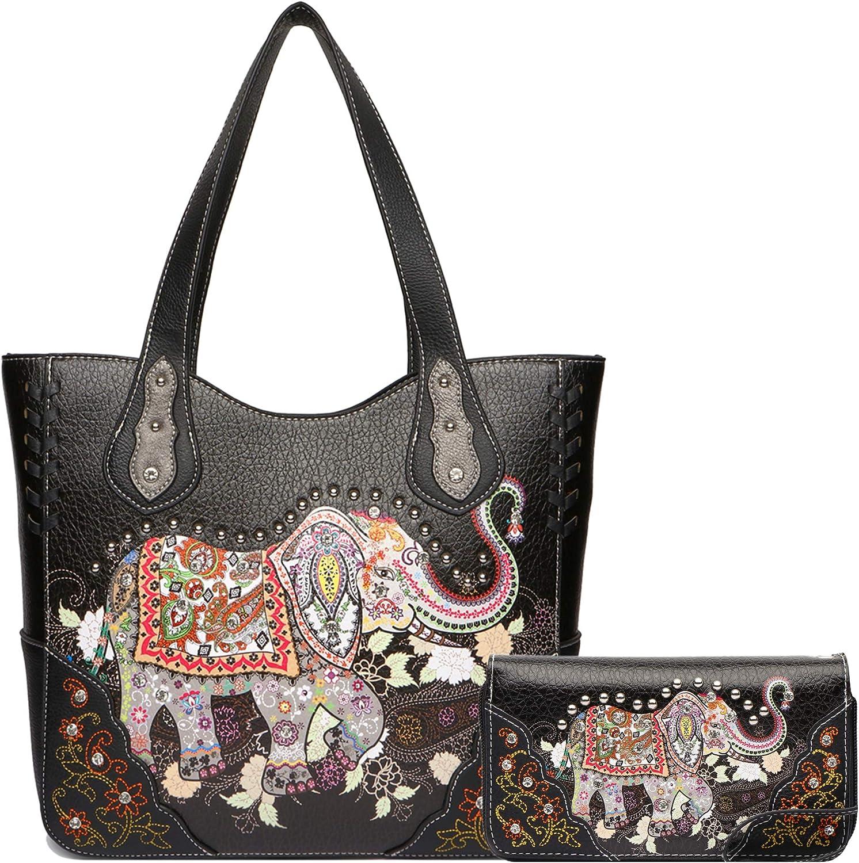 Elephant Rhinestone Studded...