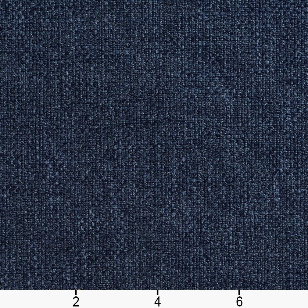 Amazon Com A789 Navy Blue Modern Woven Tweed Upholstery Fabric By
