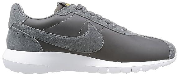 buy popular ec510 0d559 Amazon.com   Nike Men s Roshe LD-1000 Premium QS, DARK GREY WHITE-METALLIC  GOLD-BLACK, 9.5 M US   Shoes