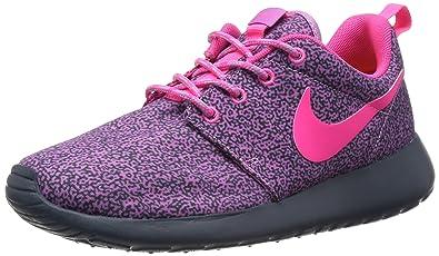 NIKE WMNS Roshe Run Print 599432 561 Violet violet Achat