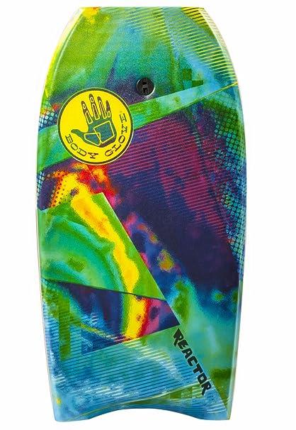 Body Glove 16512 Reactor Body Board, Green, 41