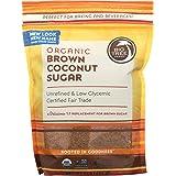 Big Tree Farms Organic Brown Coconut Sugar, Vegan, Gluten Free, Paleo, Certified Kosher, Cane Sugar Alternative, Substitute f