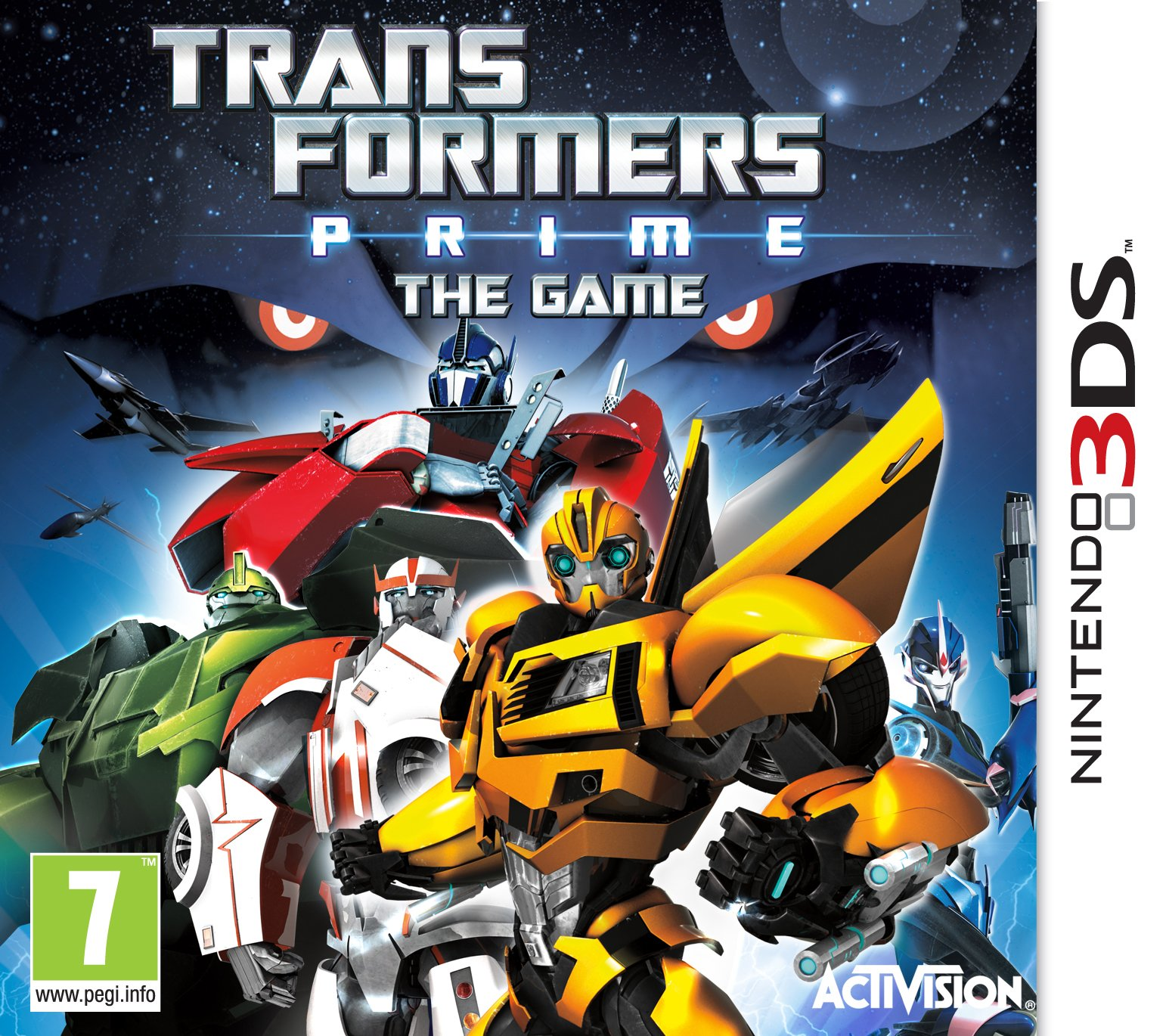Transformers Prime (Nintendo 3DS)