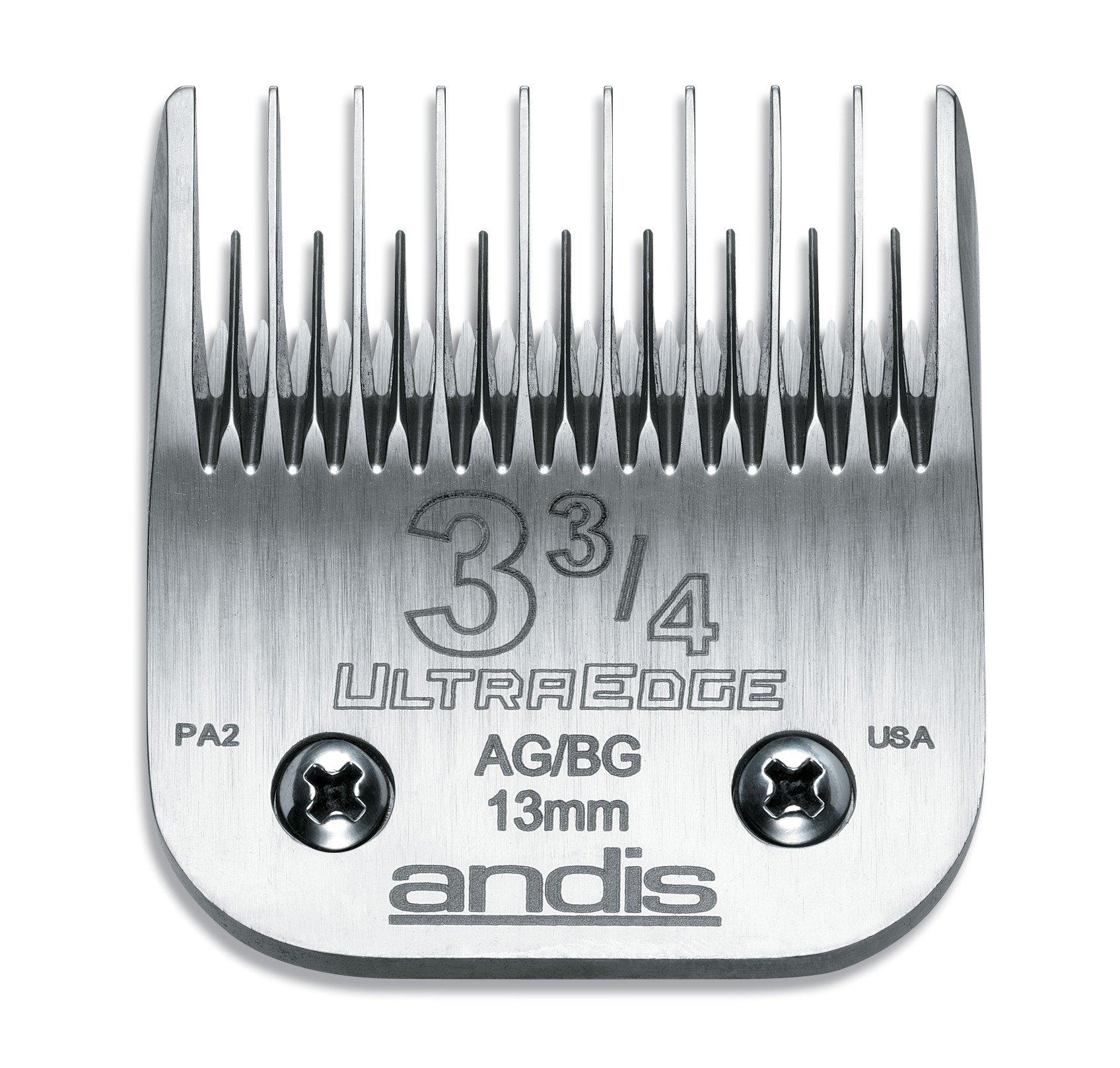 Cuchillas : Andis 3 3/4 Ultra Edge 64133 Reemplazo