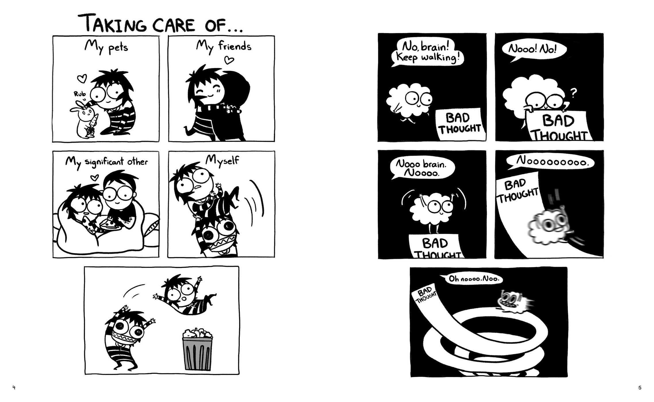 Herding Cats  A Sarah s Scribbles Collection  Amazon.co.uk  Sarah Andersen   Books 14296914c