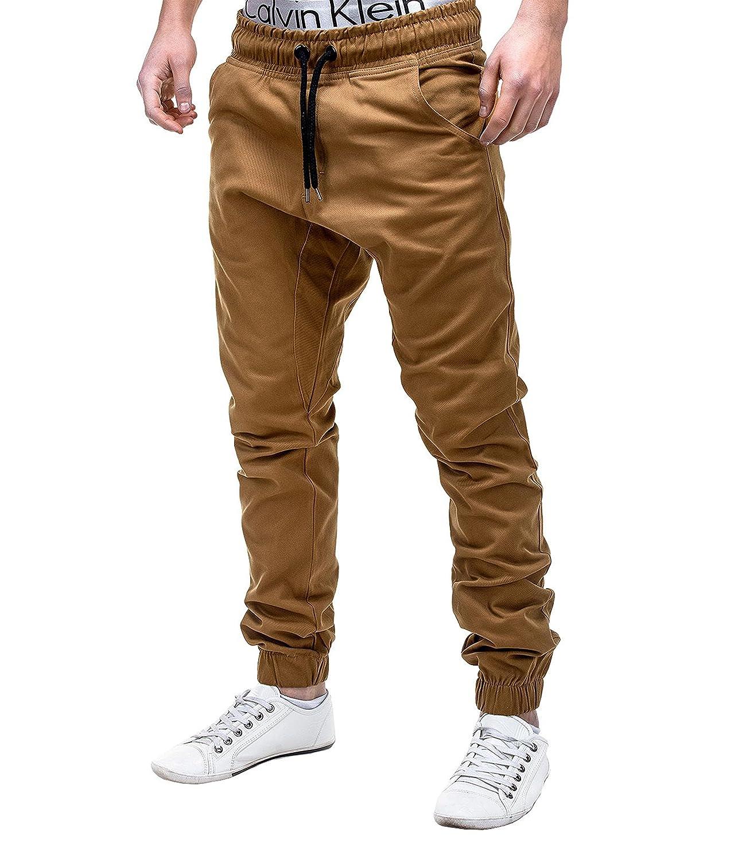 BetterStylz MasonBZ Chino Jogger Jogging Pant Designer Style Jogger ...