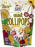 Organic Lollipops Assorted Flavors 40 Lollipops