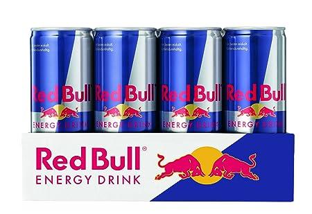 Red Bull Dosen Kühlschrank Neu : Red bull energy drink 24er pack einweg 24 x 250 ml dosen : amazon