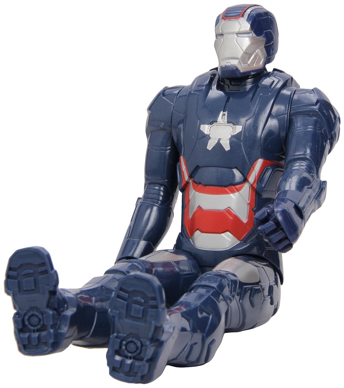 IronMan Marvel Avengers Patriot, figura de titán, 30 cm (Hasbro A2512E27): Amazon.es: Juguetes y juegos