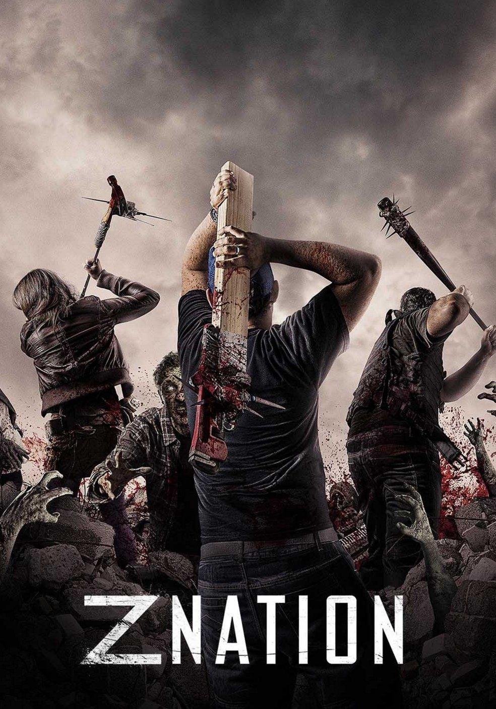 Amazon Com Z Nation Season 2 Dvd Movies Tv