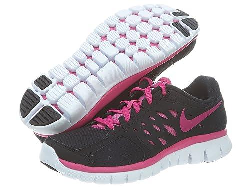 new styles 0161d 960d7 Nike - Flex 2013 RN GS - 579971001 - El Color: Blanco - Talla: 35.5 EU:  Amazon.es: Zapatos y complementos
