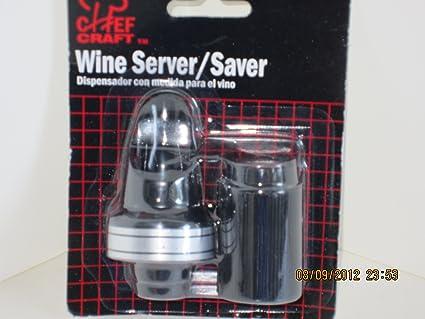 Chef Craft Wine Server/saver