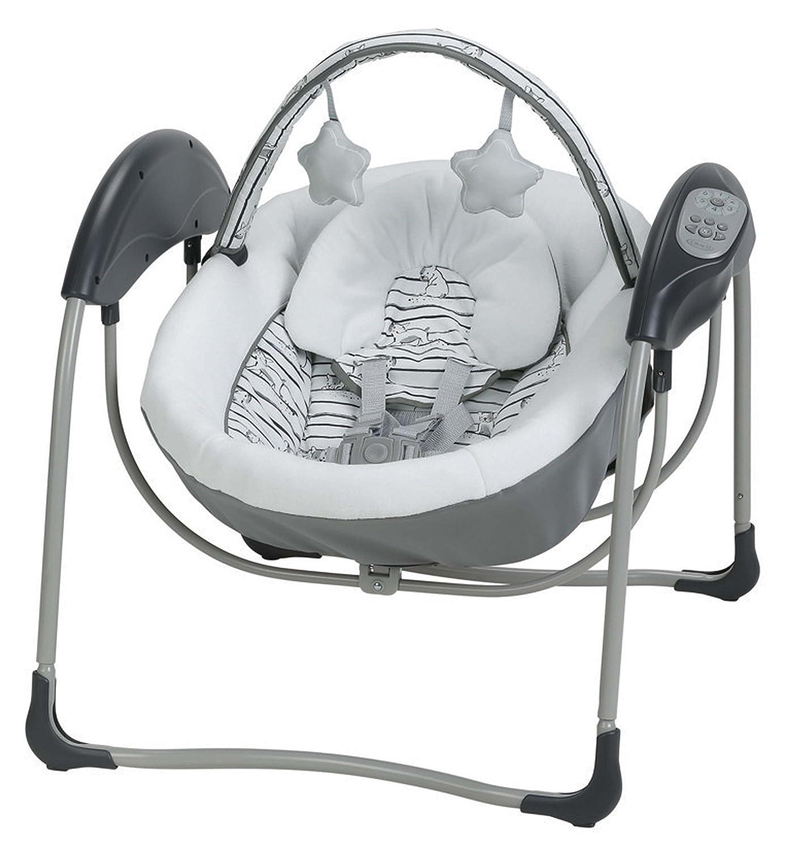 818JrjLBzSL. SL1500 The 10 Best Baby Swings 2021 [In-depth Review]
