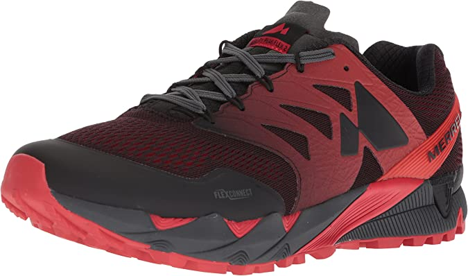 Merrell Agility Peak Flex 2 E-Mesh, Zapatillas de Running para ...