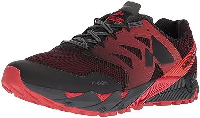 11c11642b8a Amazon.com | Merrell Men's Agility Peak Flex 2 E-mesh Sneaker ...