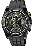 Casio Herren-Armbanduhr XL Edifice Analog Quarz Resin EFR-523PB-1AVEF