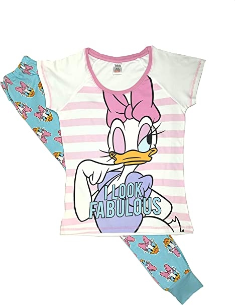 Fashion by Purdashian Disney//Marvel Pigiama da donna in cotone