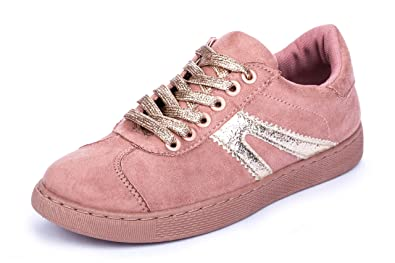 La Push Lira Zapatillas Deportivas Mujer Rosa (36 EU, Rosa)