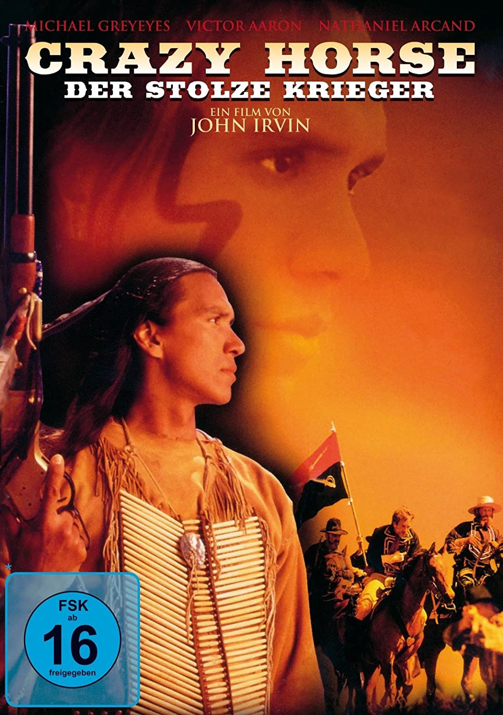 2daaa3bcace Crazy Horse - Der stolze Krieger: Amazon.co.uk: DVD & Blu-ray