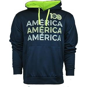 604e7f30fca Nike Mens Club America Stadium Jersey-LEMON CHIFFON (S)